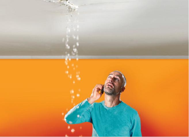 water-leaking-through-the-ceiling